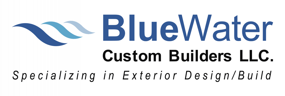 Bluewater Custom Builders LLC full logo